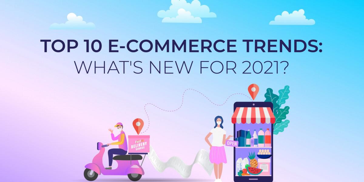 Shopping trends 2021 pt.2